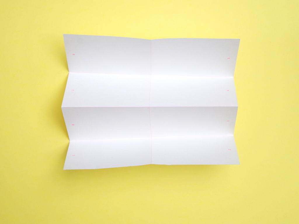Atelier #2 : Fanzine 5 plis