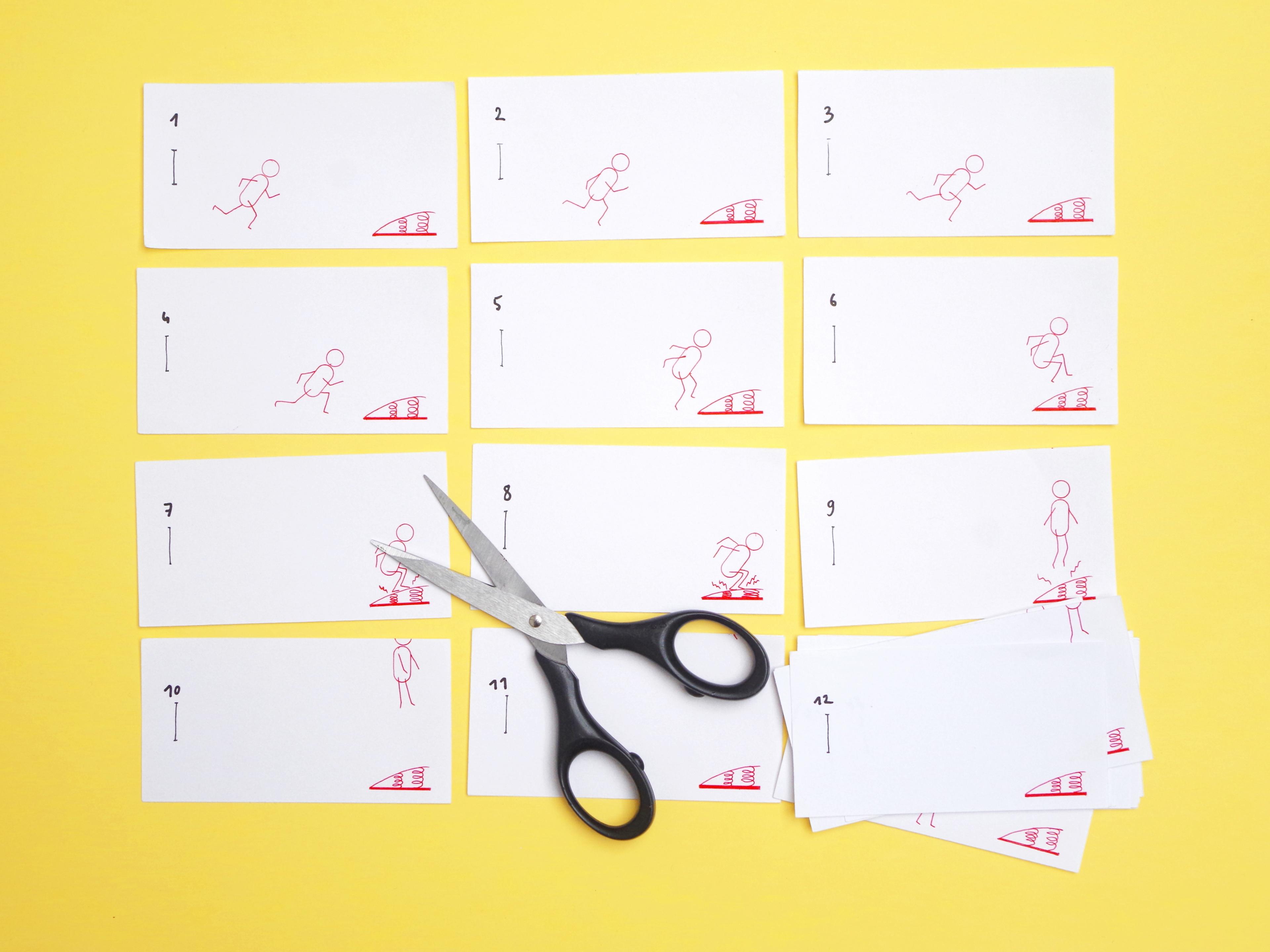 Atelier #4 : Flipbook